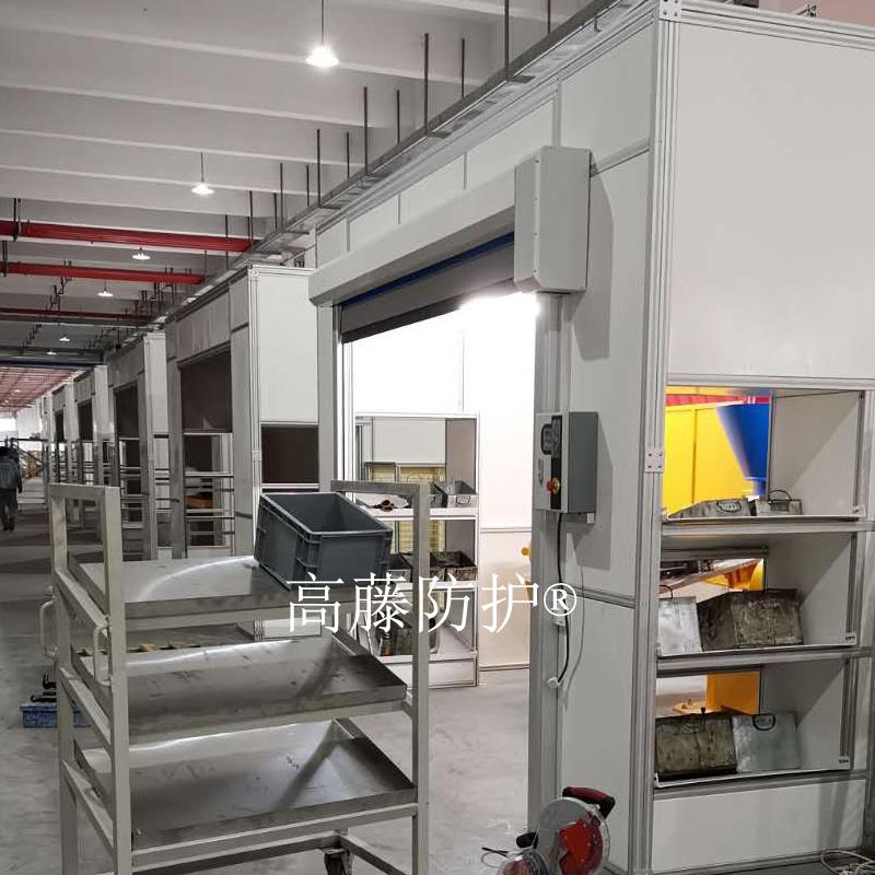 2020新款组装式钣金焊接房